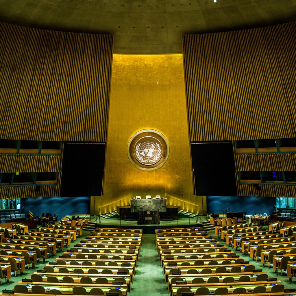 United Nations in 21st Century: Obligations and Limitations