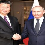 Sino-Russian partnership
