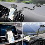 best wireless automatic sensor car phone holder and charger